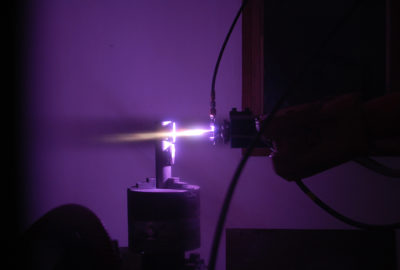 Projection plasma atmosphérique (APS)
